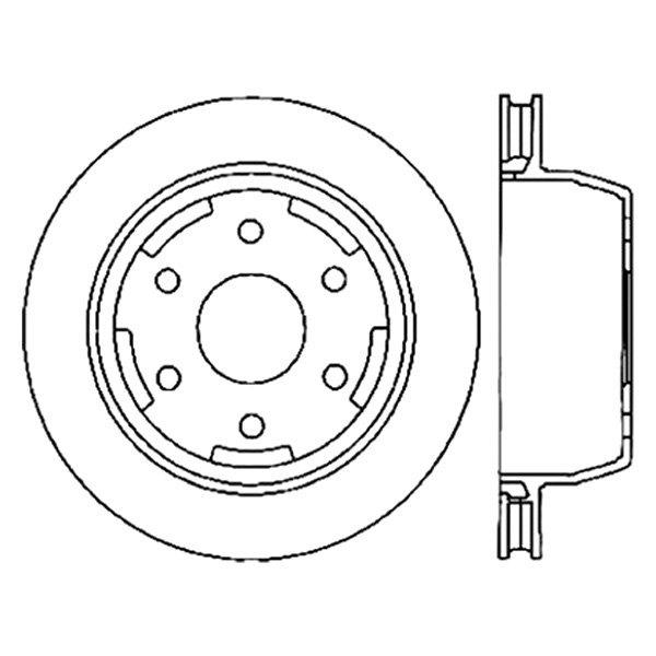Custom Fit Car Mat 4PC Gray PantsSaver 3907122