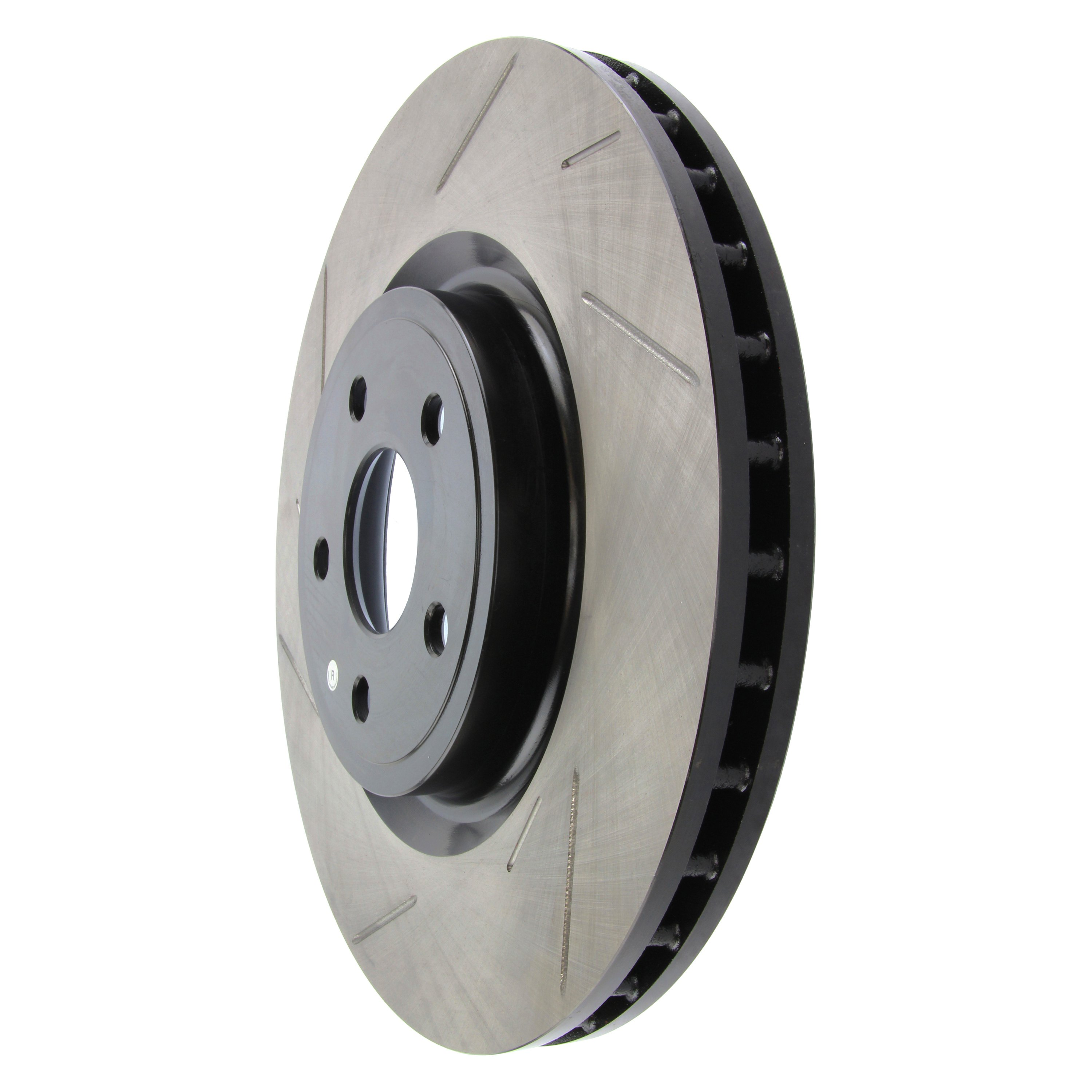 StopTech 126.58010SR Right Slotted Sport Brake Rotor Front