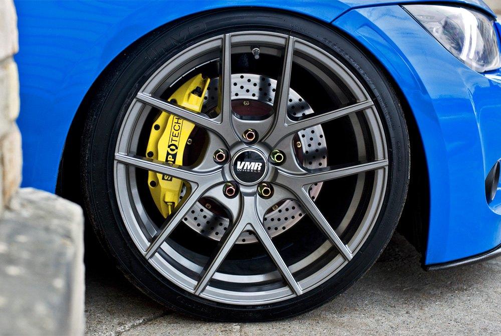 Stoptech Performance Brake Rotors Pads Lines Kits