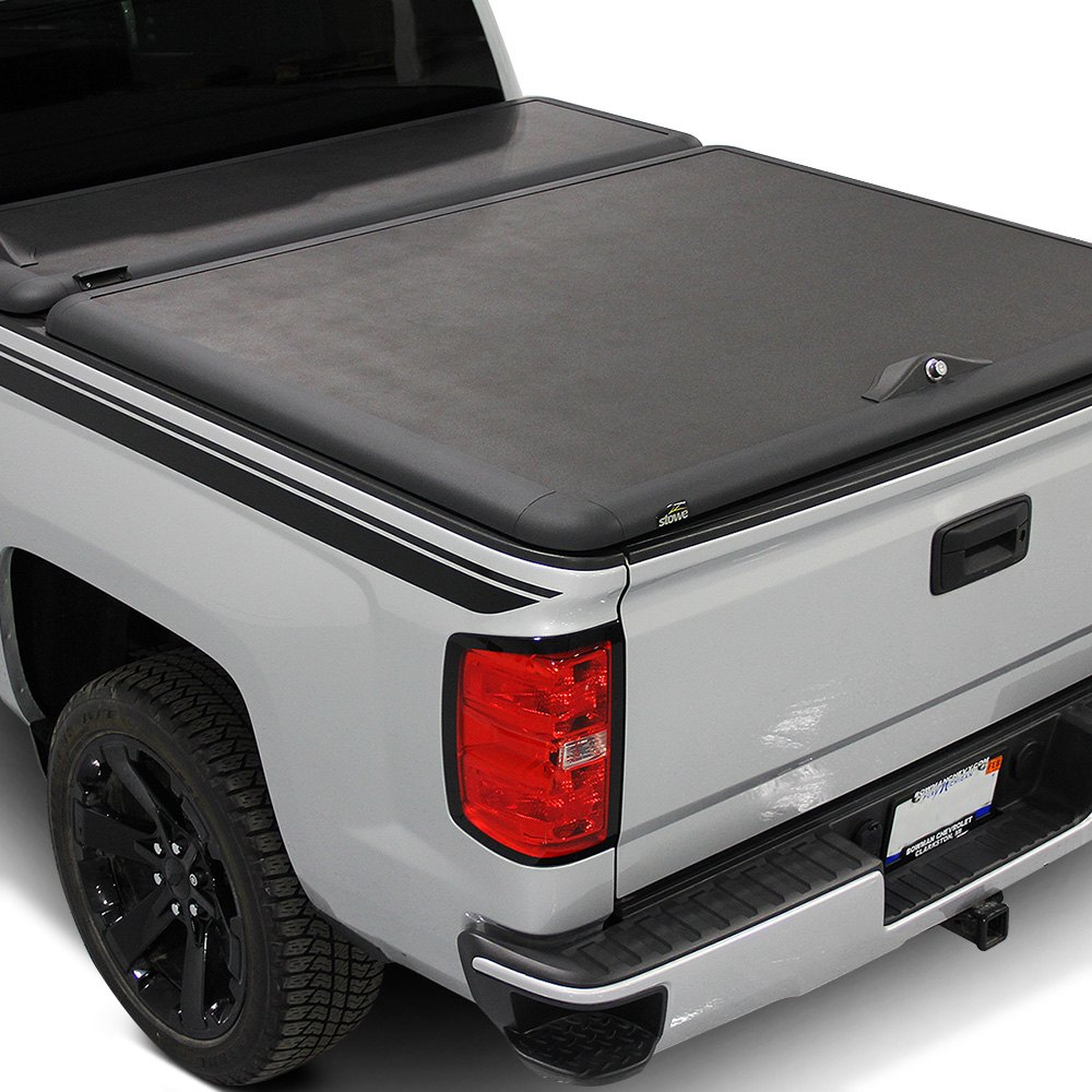 Stowe Cargo Systems Tool Box Hinged Tonneau Cover