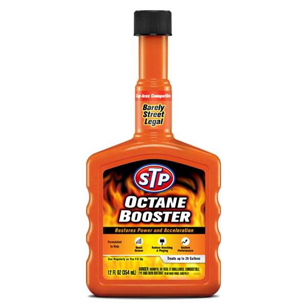 STP® 65382 - Octane Booster 12 oz