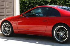 SUMITOMO® - HTR Z III Tires on Nissan 300ZX