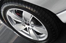 SUMITOMO® - HTR Z Tires on Pontiac GTO