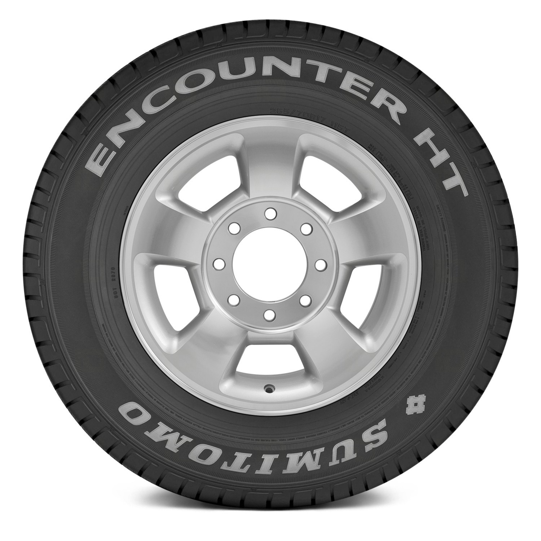 Sumitomo Tire Reviews >> SUMITOMO® ENCOUNTER HT Tires