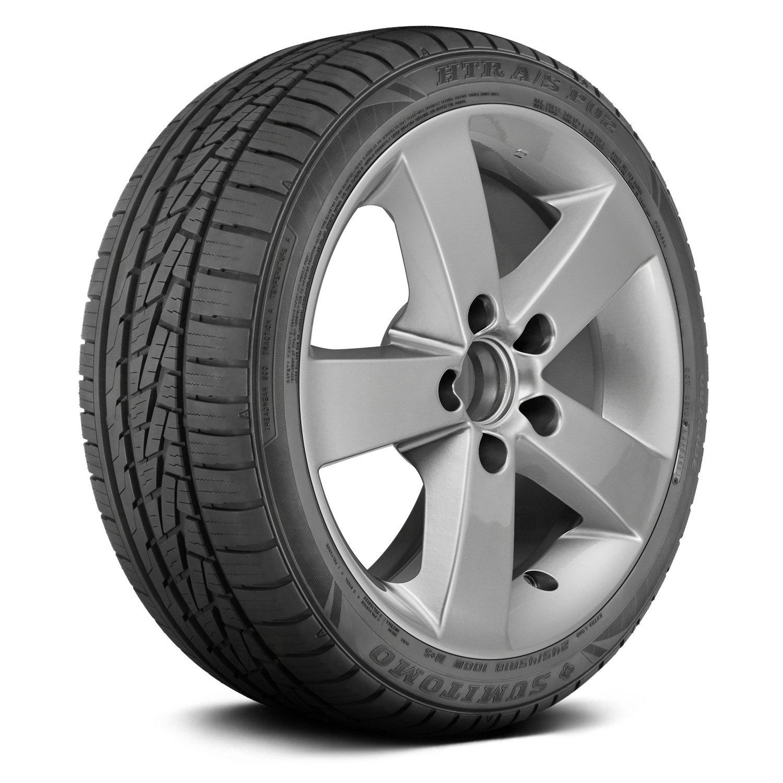 215//55R16 97V Sumitomo Tire HTR A//S P02 Performance Radial Tire