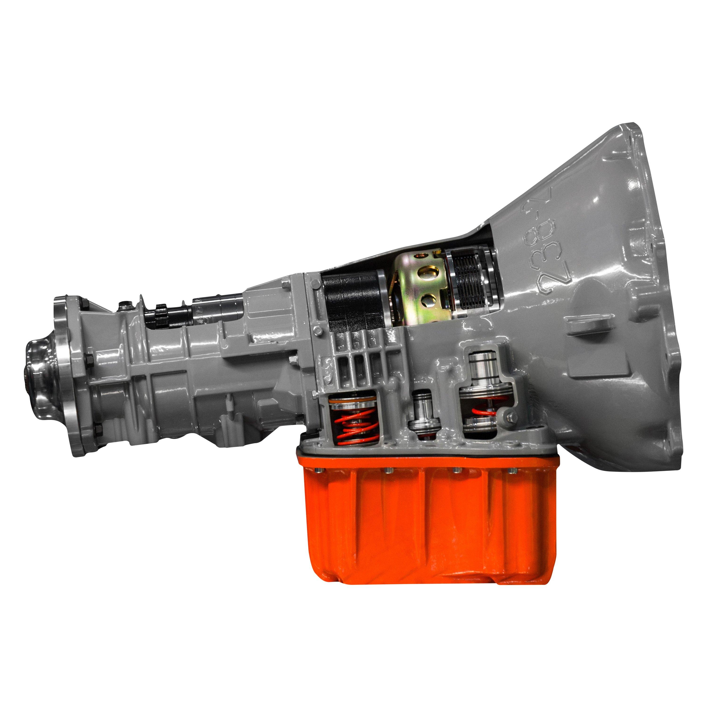 Sun Coast® PLSD-46RE-4X - Automatic Transmission Assembly