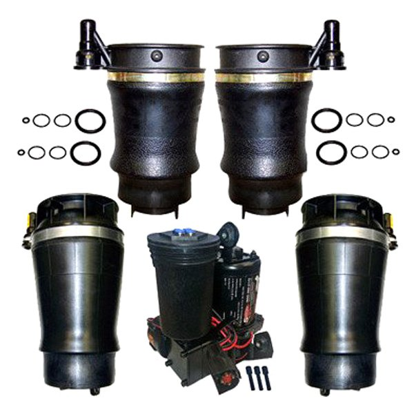 Lincoln Navigator Base 2004 Air Suspension System
