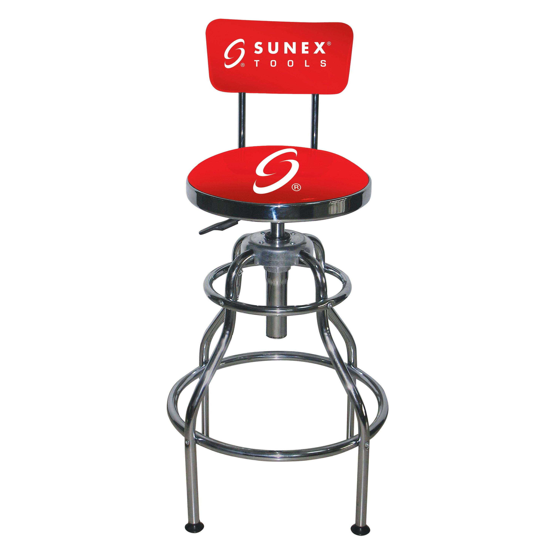 sunex 8516 hydraulic shop stool. Black Bedroom Furniture Sets. Home Design Ideas