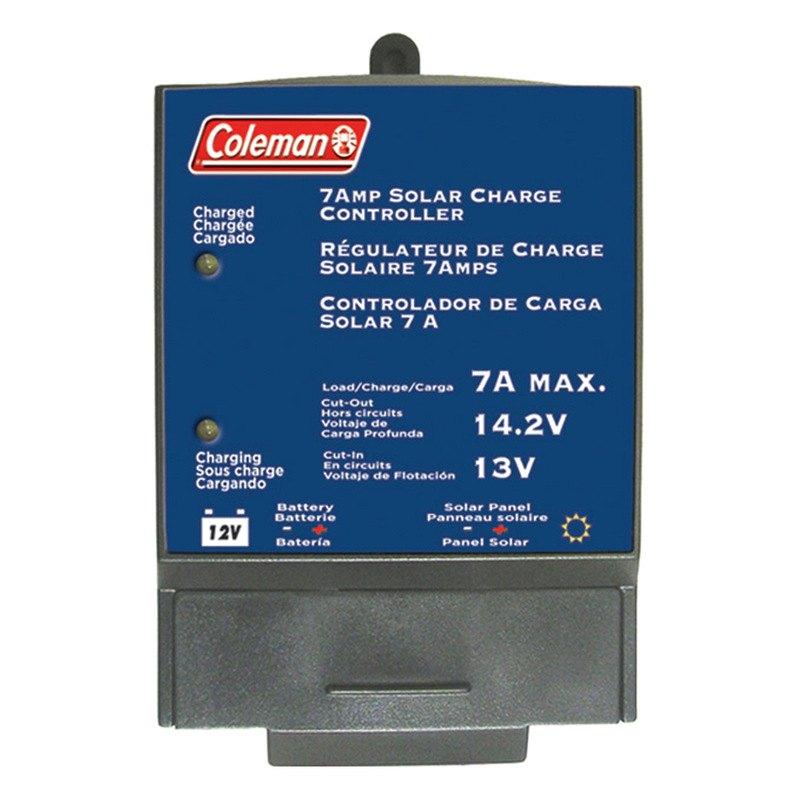 Sunforce 174 68012 Coleman 7 Amp 12v Solar Charge