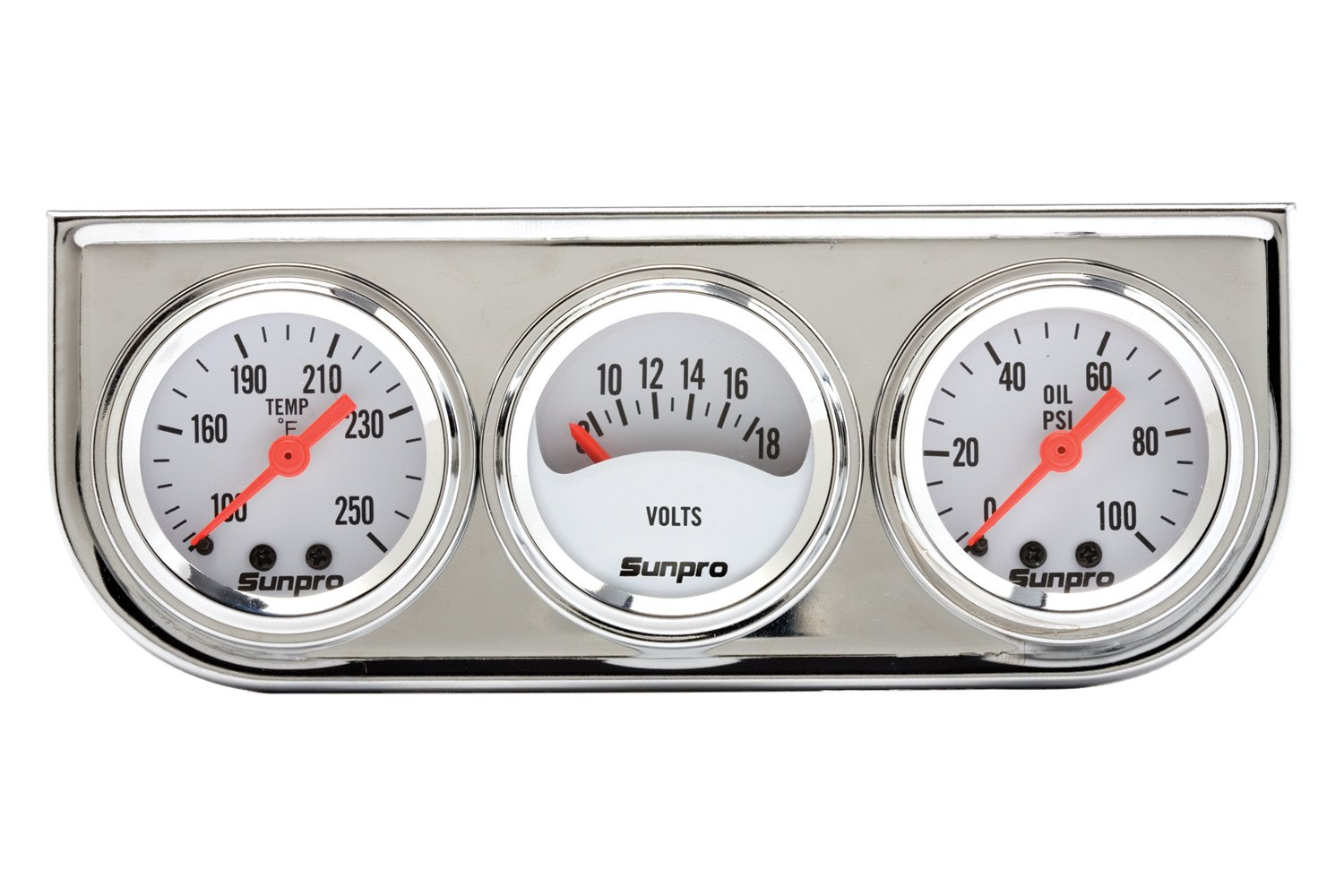 how to hook up sunpro fuel gauge Equip cars, trucks & suvs with fuel level gauge from autozone sunpro (1) meter ultra-lite electric programmable fuel level gauge includes 16 ft wiring.