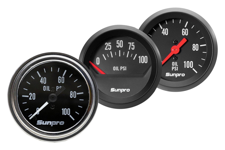 sunpro gauges wiring diagram sunpro voltmeter wiring