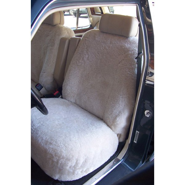Genuine toyota sheepskin seat covers velcromag for Mercedes benz car seat covers sale