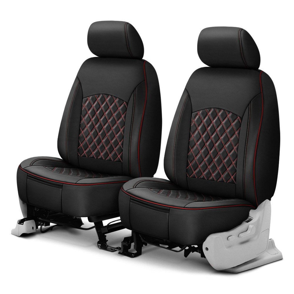 Superlamb 174 Volvo Xc60 2011 3d Design Leatherette Seat Covers