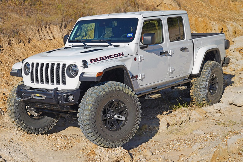 Increase Ground Clearance with new Lift Kit by Superlift ...