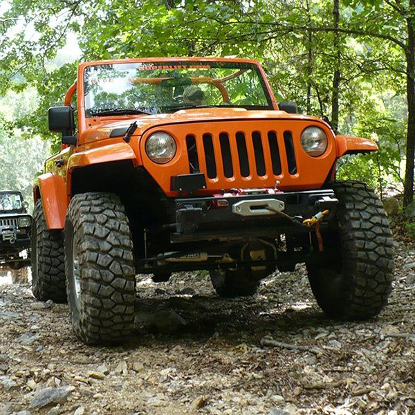 """2009 Jeep Wrangler Suspension: Jeep Wrangler 2016 4"""" X 4"""" Master Front And"""