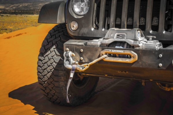 Superwinch® - EXP Series Electric Winch with Roller Fairlead