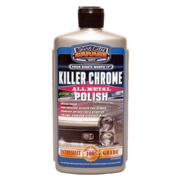 surf city garage 139 killer chrome all metal polish. Black Bedroom Furniture Sets. Home Design Ideas