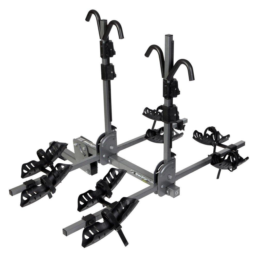 Swagman® - Quad 2+2 Platform Hitch Mount Bike Rack