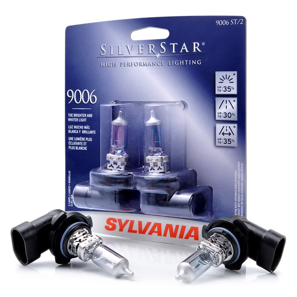 sylvania fog light replacement bulbs