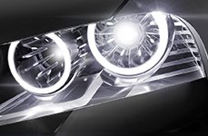 Sylvania® - Replacement Headlight Bulbs on BMW