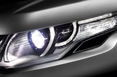 Sylvania® - Replacement Headlight Bulbs on Land Rover Range Rover Evoque