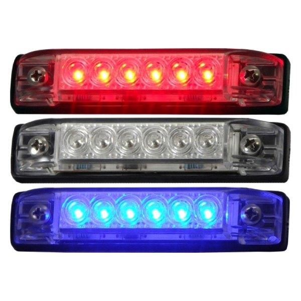 Slim Led Garage Lights: T-H Marine® LED-51801-DP