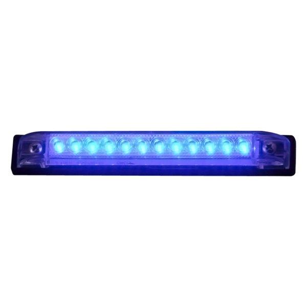 t h marine led 51806 dp 12 leds blue slim line led. Black Bedroom Furniture Sets. Home Design Ideas