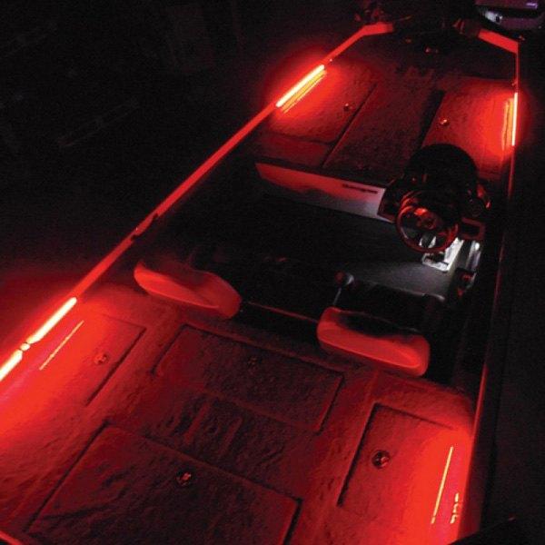 Led Lights In Jon Boat: T-H Marine® LED-BTKIT-RED