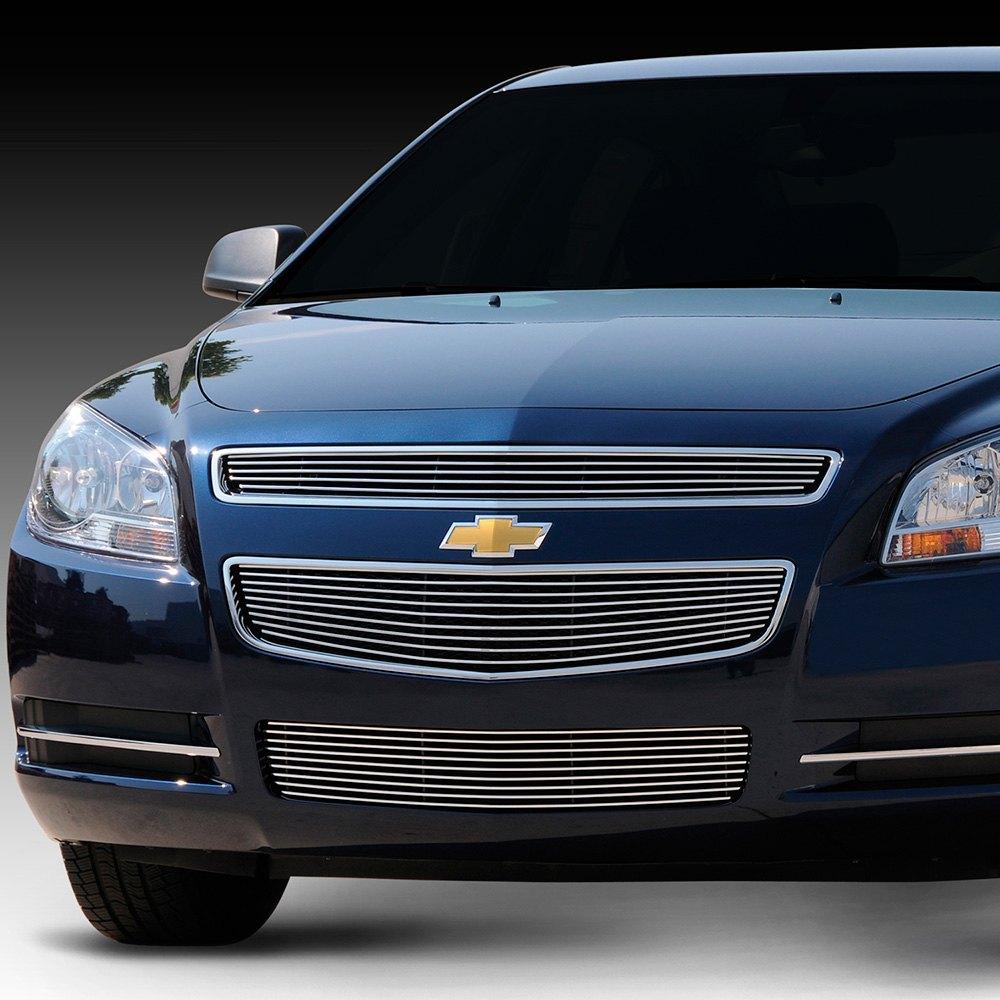 Chevy Malibu 2008-2012 2-Pc Horizontal Polished