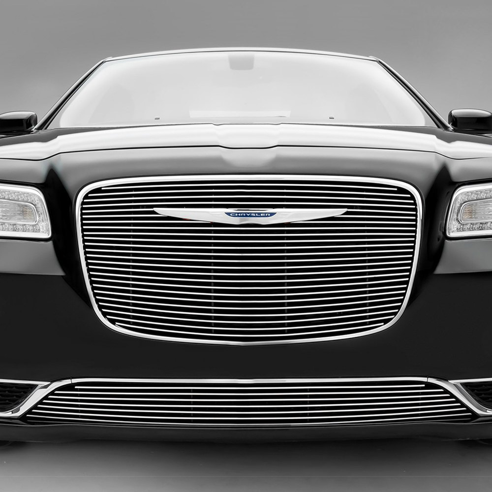 Chrysler 300 2015-2016 1-Pc Horizontal Polished