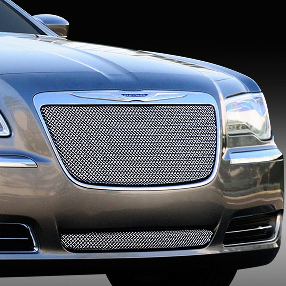 Chrysler 300 2011-2014 1-Pc Sport Series Chrome