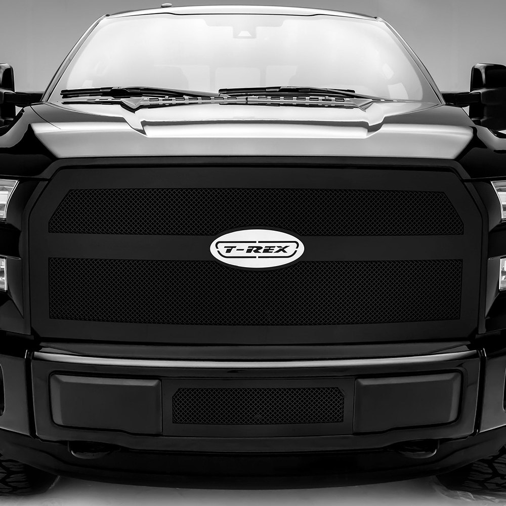 Finally here aftermarket stylish grilles for 2015 f 150 ford f150 forum community of ford - Grilles indiciaires fpt 2015 ...