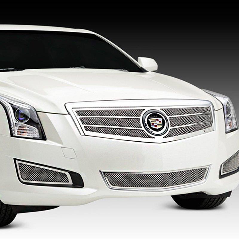 Custom Cadillac Ats: Cadillac ATS 2013-2014 1-Pc Upper Class Series