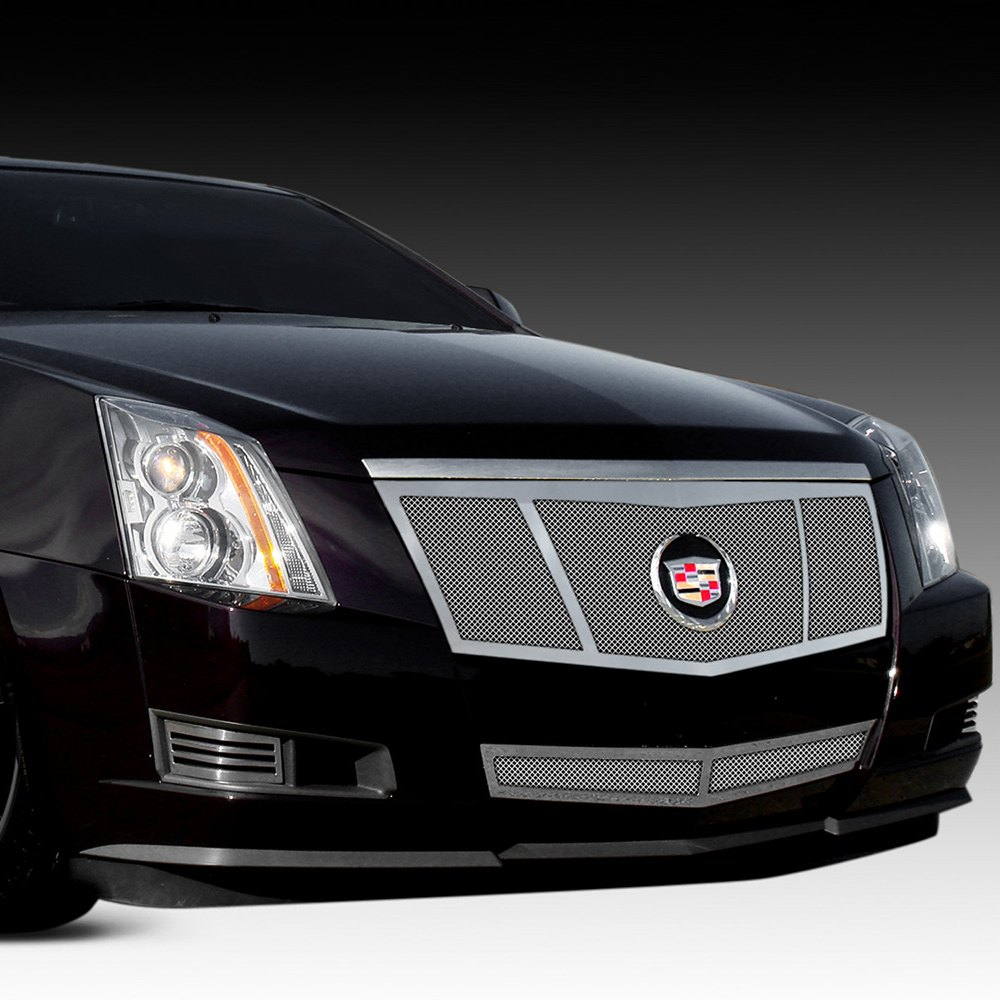 Custom Cadillac Cts: Cadillac CTS 2008 3-Pc Look Upper Class Series
