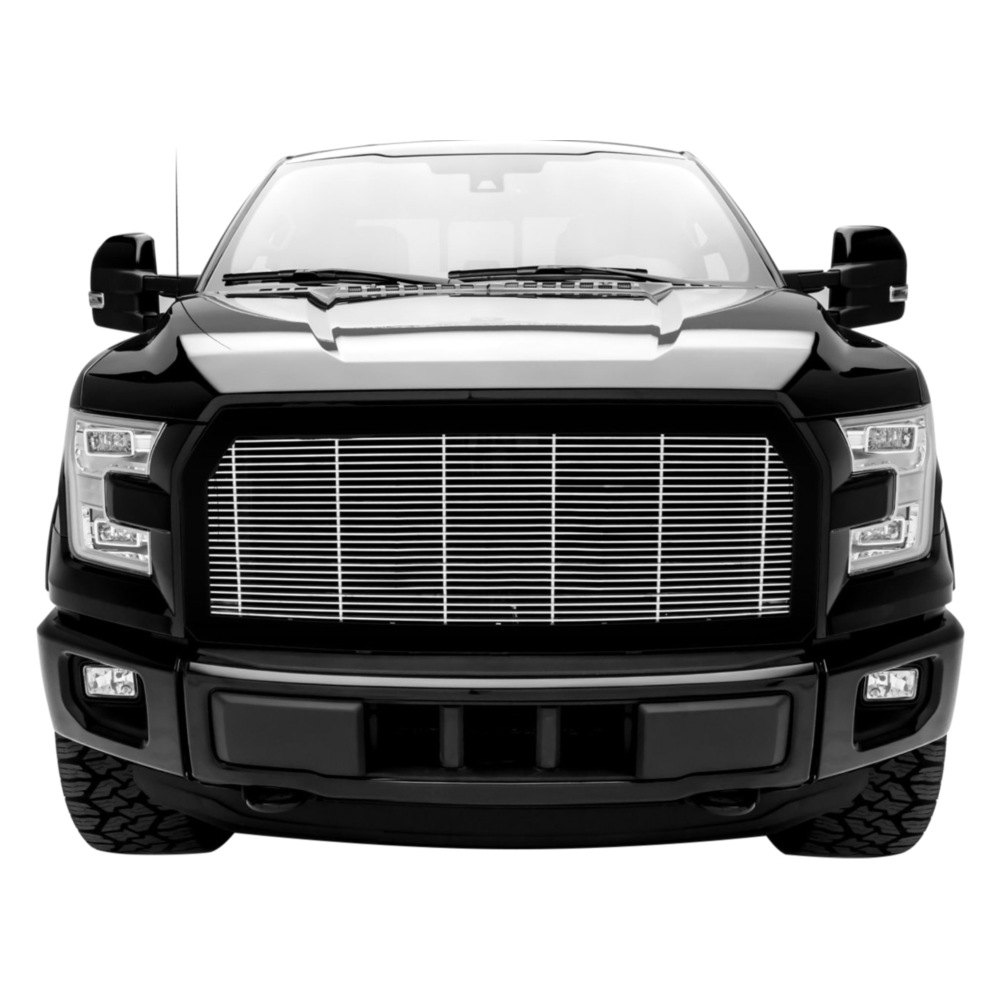 new grille options for the 2015 ford f 150 t rex grilles autos post. Black Bedroom Furniture Sets. Home Design Ideas