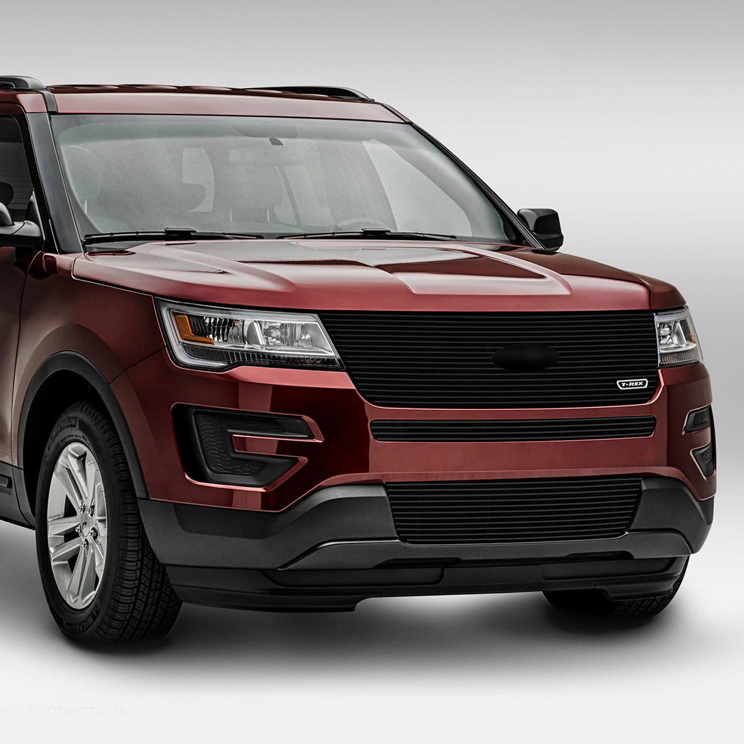 2016 ford explorer t rex grilles autos post. Black Bedroom Furniture Sets. Home Design Ideas
