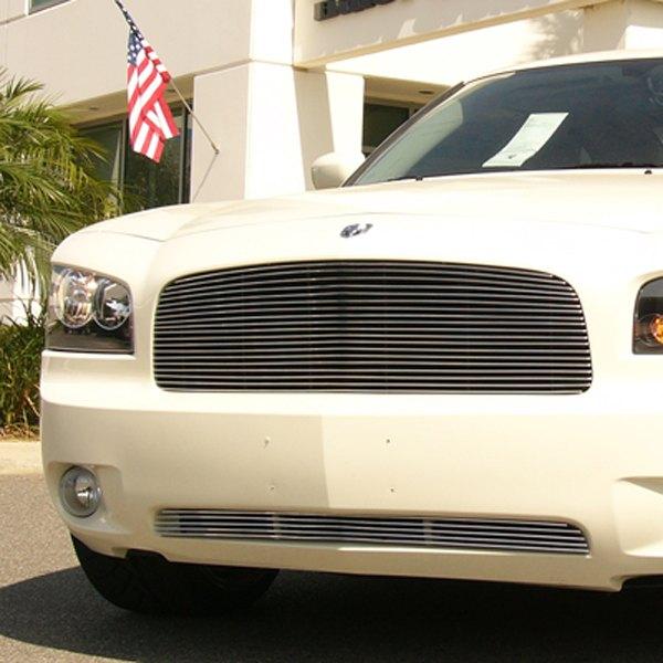 Dodge Charger 2009-2010 1-Pc Horizontal Polished