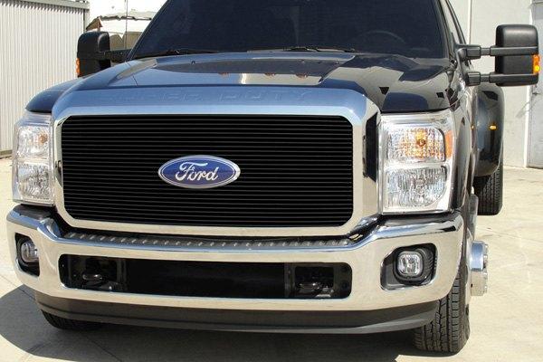 rex black billet grille 2011 ford f 250 item 227616