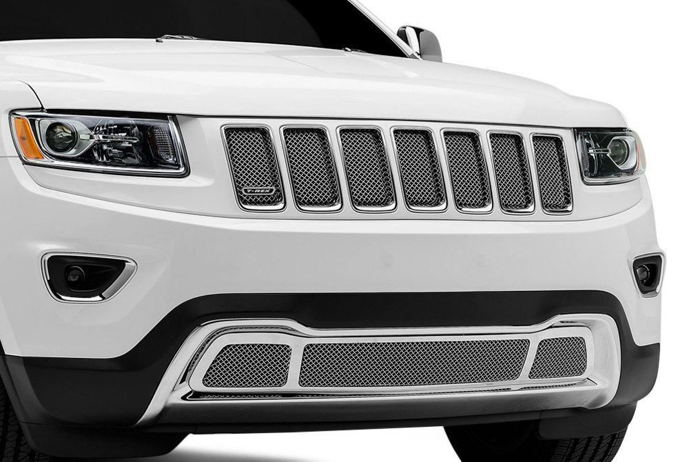 Sport Series on Jeep Grand Cherokee
