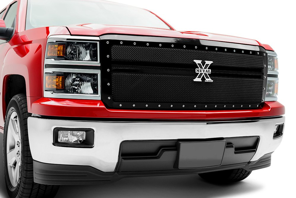 X-Metal Series on Chevy Silverado
