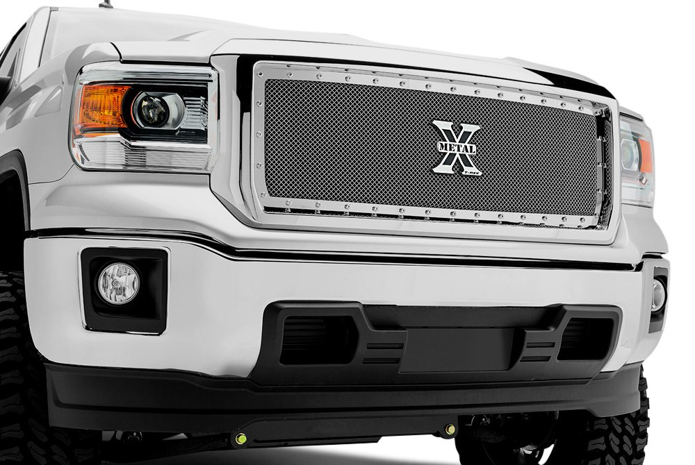 X-Metal Series on GMC Sierra