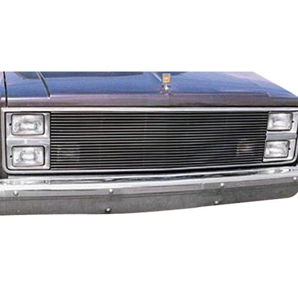 t rex chevy c10 c20 c30 k10 k20 1983 1 pc polished horizontal billet grille. Black Bedroom Furniture Sets. Home Design Ideas