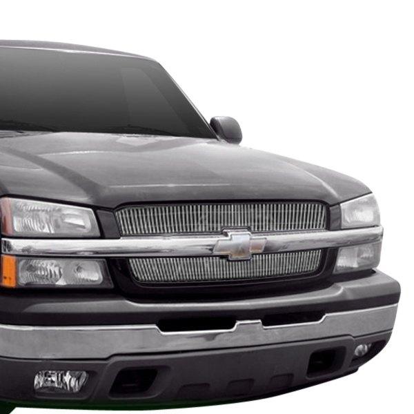 Chevy Silverado 2004 2-Pc Polished Vertical