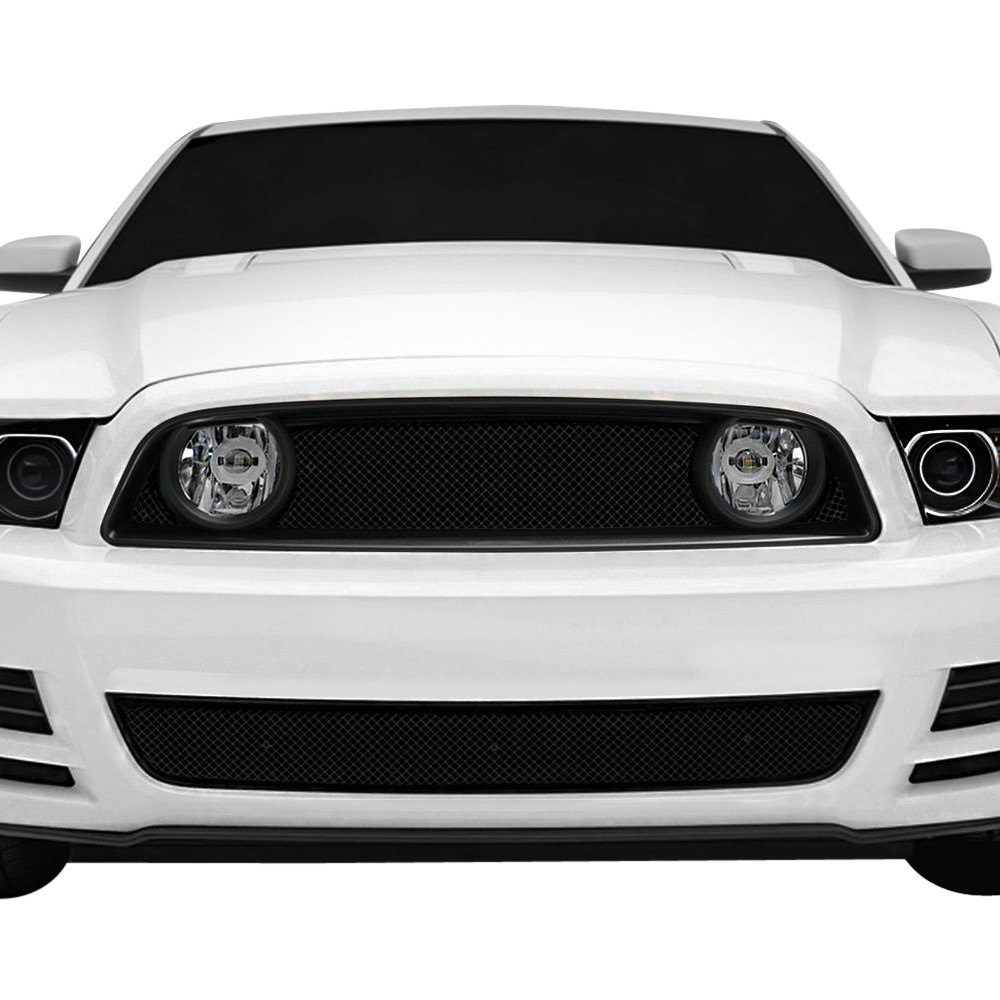 Ford Gt 2014 Price: Ford Mustang GT 2014 3-Pc Sport Series Black