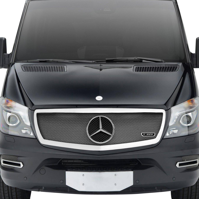 T rex mercedes sprinter 2014 2015 upper class series for Mercedes benz custom grills