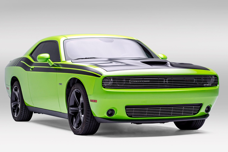 T-Rex® - Dodge Challenger 2015 Phantom Polished Horizontal ...