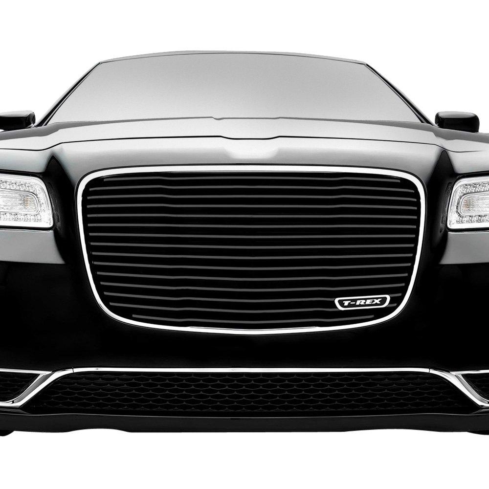 Chrysler 300: Chrysler 300 / 300C 2015 1-Pc Flat Black
