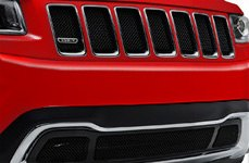 T-Rex® - Mesh Grille on Jeep Grand Cherokee