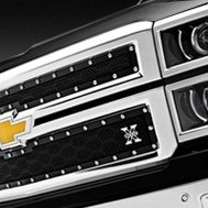 T-Rex® - X-Metal Series Black Mesh Grille