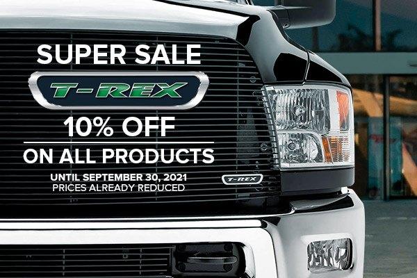 T-Rex Promo